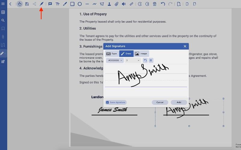 SignatureTool