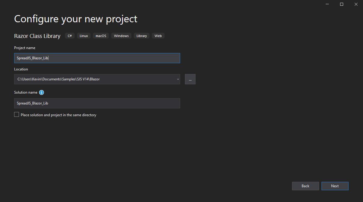 ConfigureNewProject