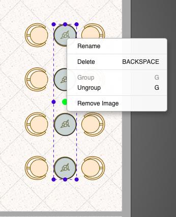 Visualizing Data with a Custom Restaurant Floor Plan Control