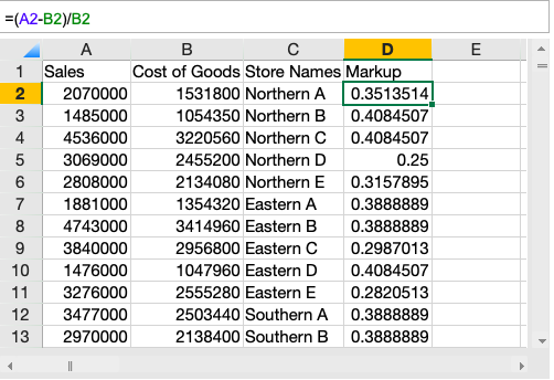 Calculating Custom Measures and Metrics in BI Dashboards