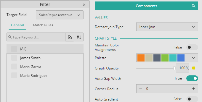Merge Data from Multiple Data Sources - Business Intelligence Dashboards