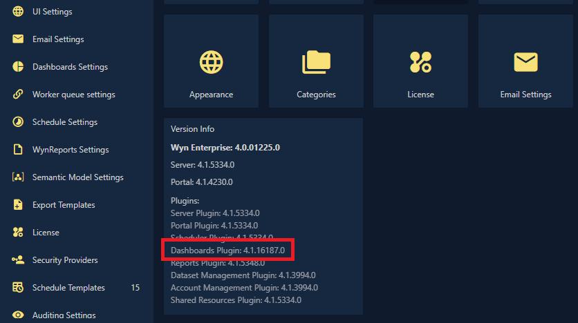 Embed Wyn Enterprise in a Web App using Div