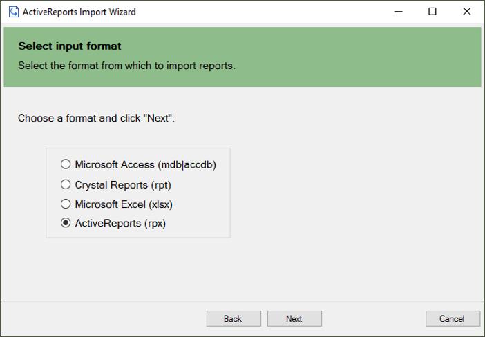 Installing ActiveReports 14