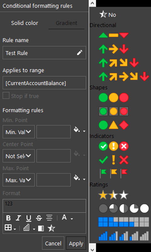 Introducing UI-based Rules Manager in WinForms