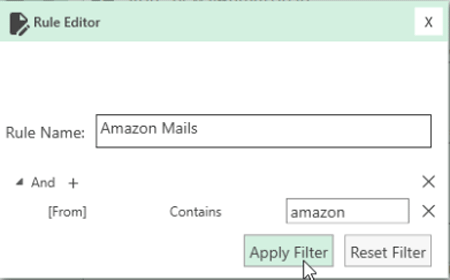 Creating Advanced Filter UIs in WPF Using FilterEditor and DataFilter