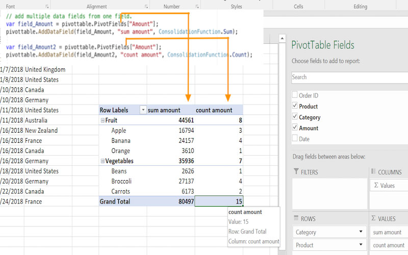What's New in GrapeCity Documents for Excel v3.2