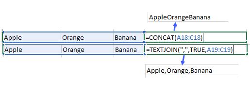 textjoin function