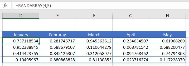 How to Add Dynamic Array Formulas in Excel Programmatically Using Csharp