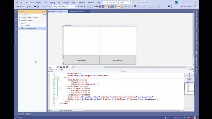 Building a WPF Application