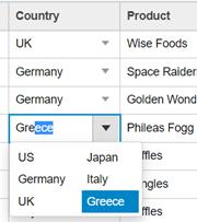 Custom Editors for FlexGrid