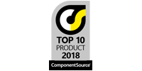 ComponentOne Studio Enterprise, Top 10 Product, ComponentSource
