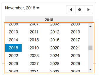 Calendar for JavaScript   Wijmo