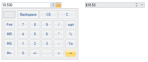 WinForms Calculator
