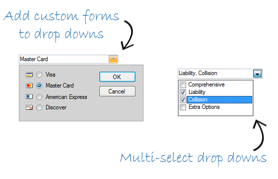 Input for WinForms | ComponentOne