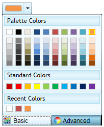WPF Color Picker
