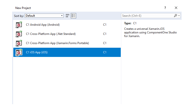 Xamarin UI Controls | Xamarin Forms,  iOS,  Android Controls