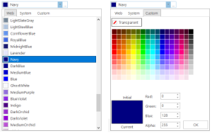 WinForms ColorPicker