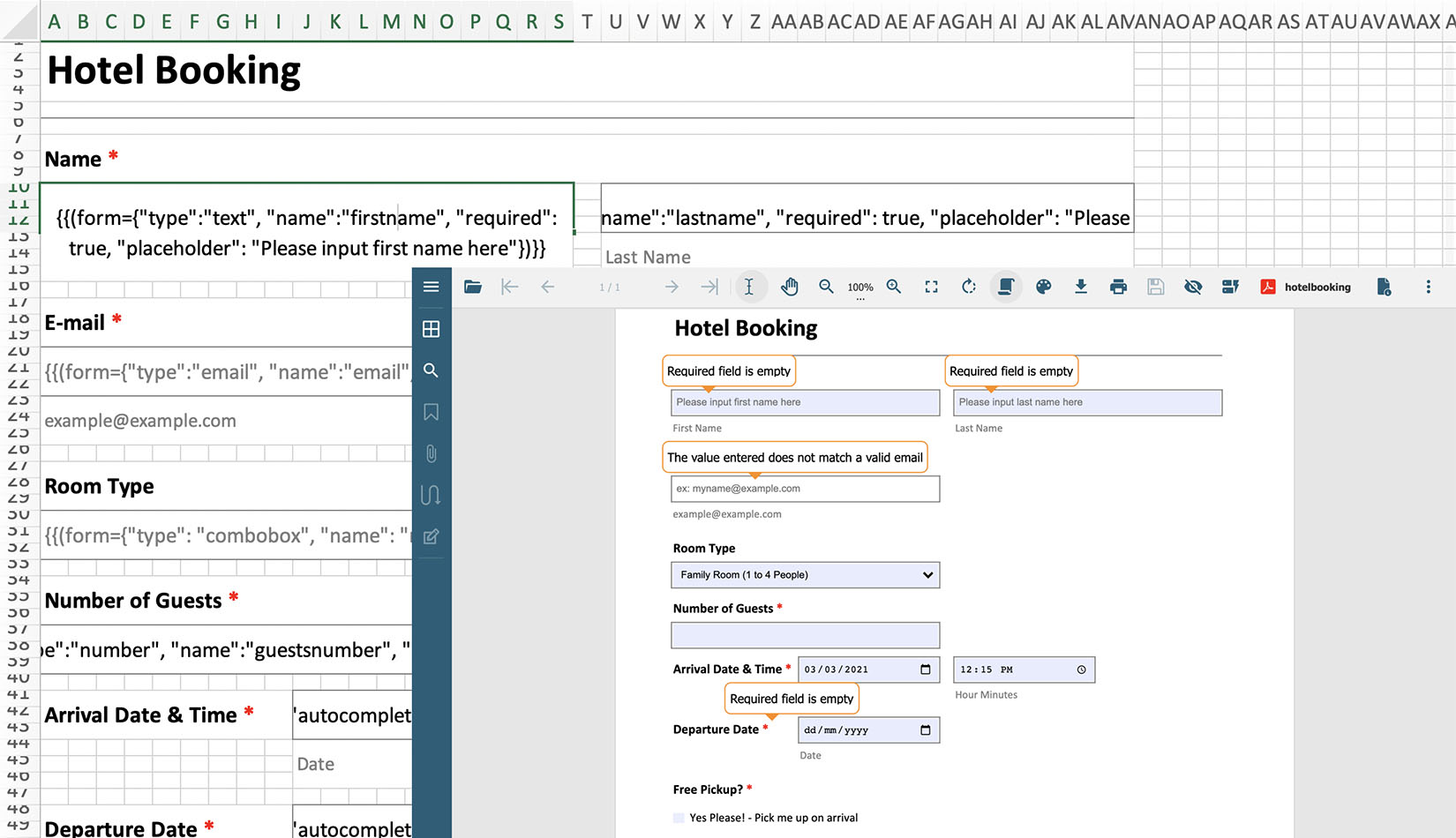 Excel Java API Library   Generate, Load, Edit Excel Documents in ...