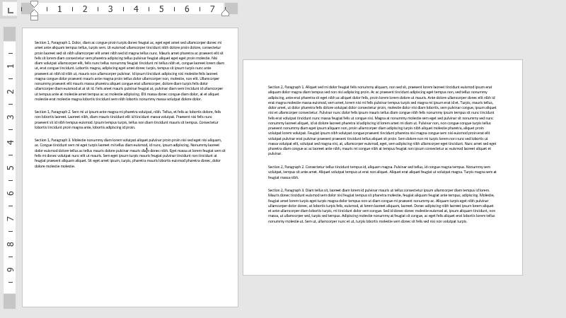NET Microsoft Word API | Edit  doc,  docx in  NET | GCDocuments