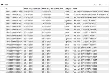 ADO.NET를 사용하여 QuickBooks 온라인 데이터 통합