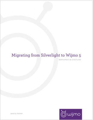 Migrating from Silverlight to HTML5