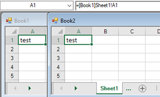 NEW - Reference cells and ranges in external workbooks