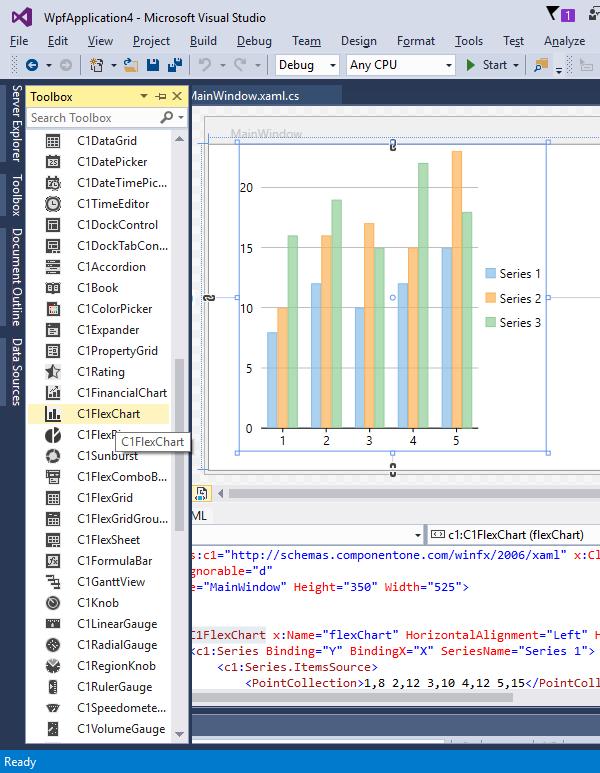 Visual Studio Components | GrapeCity