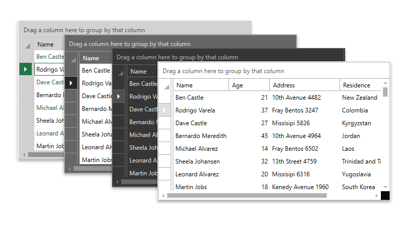 WPF UI Controls   60+ WPF Grids, Charts, Reports   ComponentOne