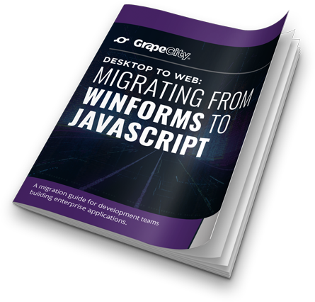 WinForms to JavaScript Migration Guide